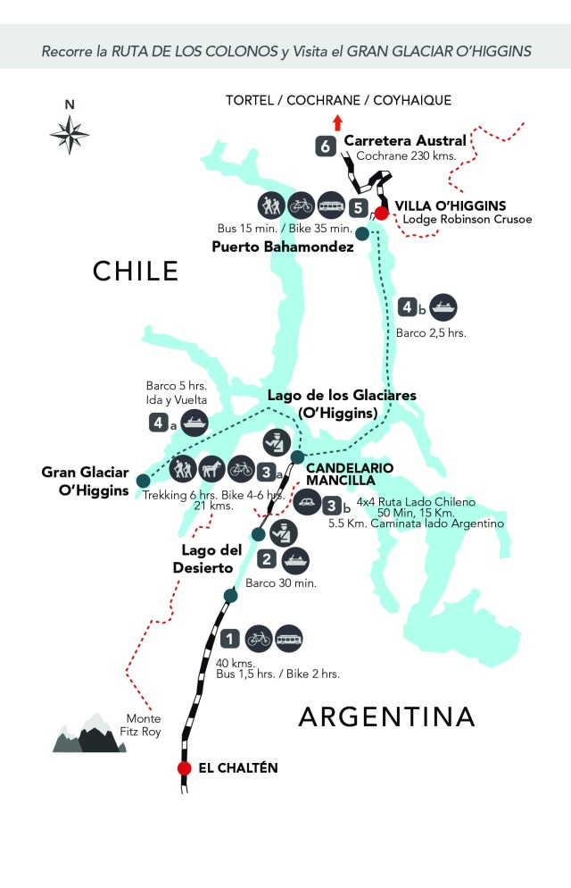 Infografia Cruce